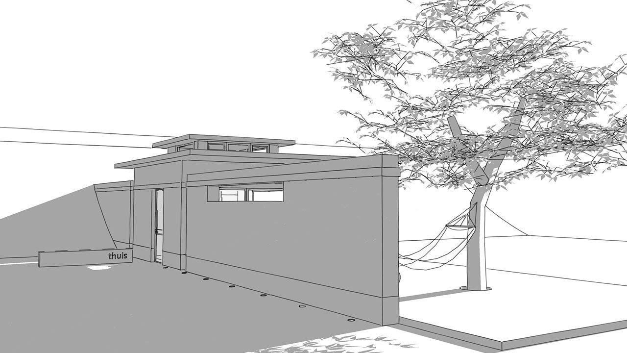 transformer-residence